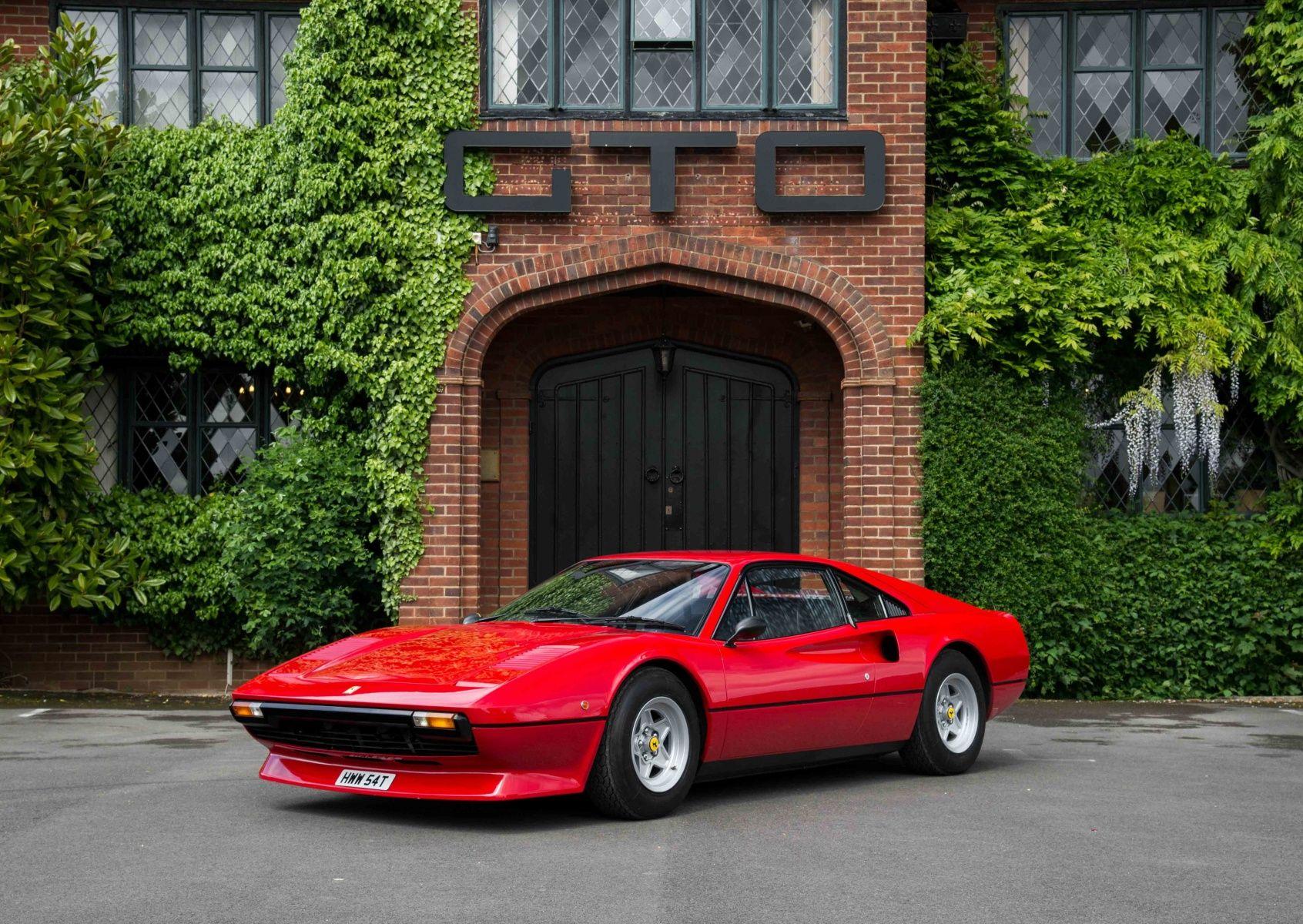 1979 Ferrari 308 Gtb Dry Sump Classic Driver Market