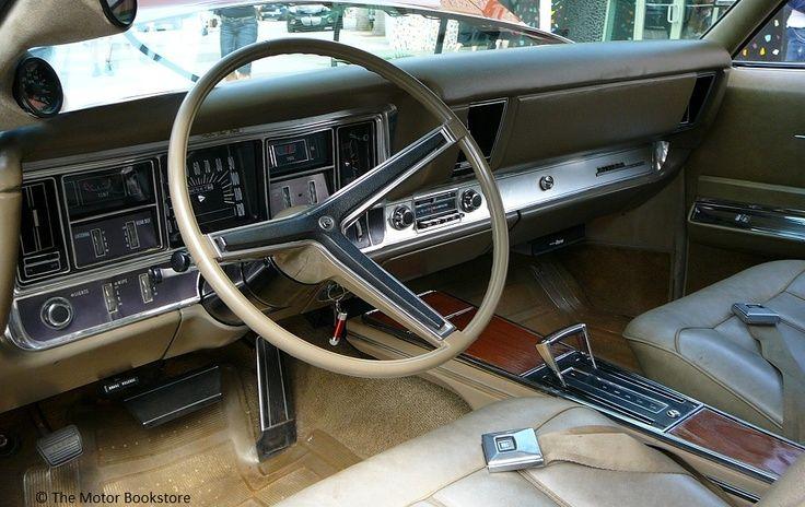 1968 Buick Riviera Gsx Interior Detail Buick Riviera Buick Truck Interior