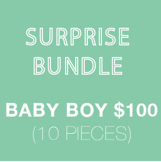 Surprise Bundle for Baby Boys