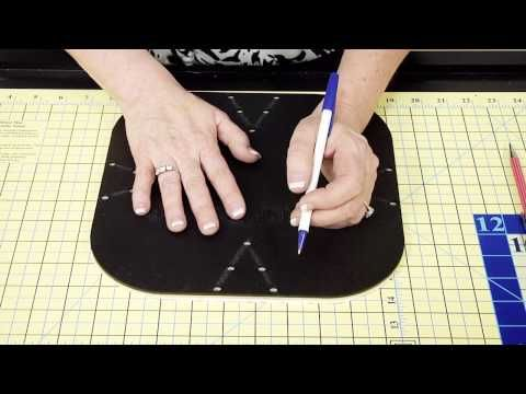 Microwave Bowl Template - YouTube & Microwave Bowl Template - YouTube | Crafts | Pinterest | Template ...