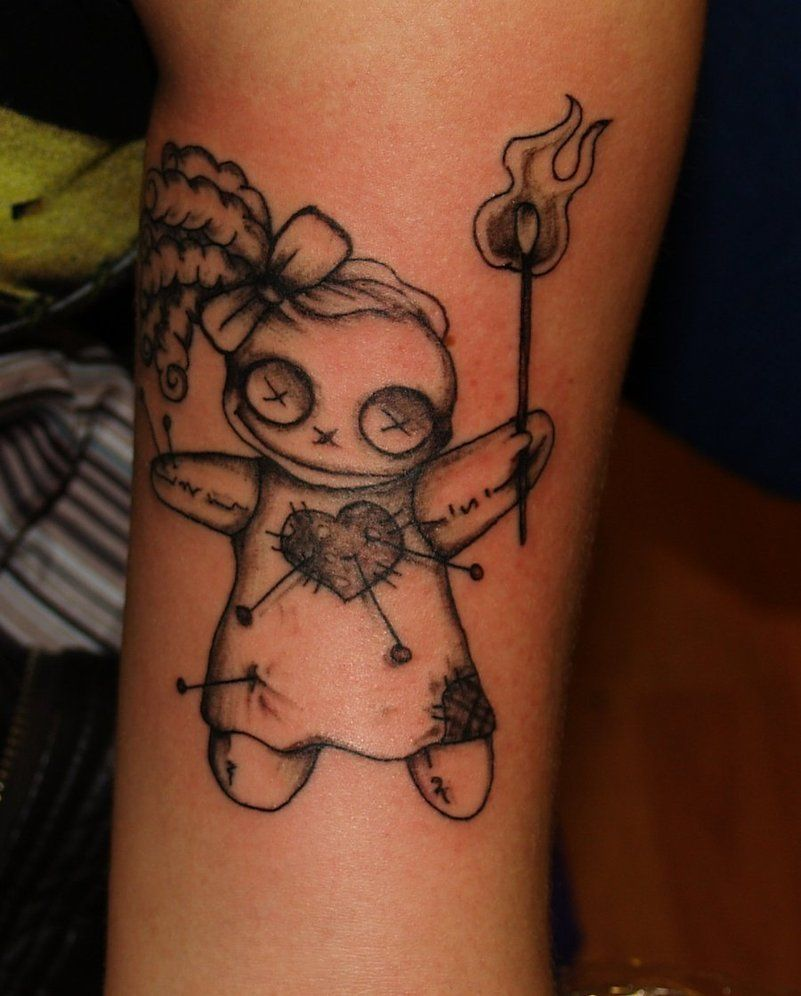 voodoo doll tattoos - Google Search | Voodoo doll tattoo ...