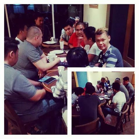 #lifelearners #groupsharing #mccqcfriends @coffeebeantechnohub