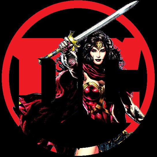 DC Logo for Wonder Woman Ver.2 by piebytwo.deviantart