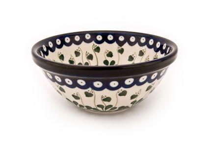 Polish pottery -- Alyce Cereal/Soup Bowl $19.50