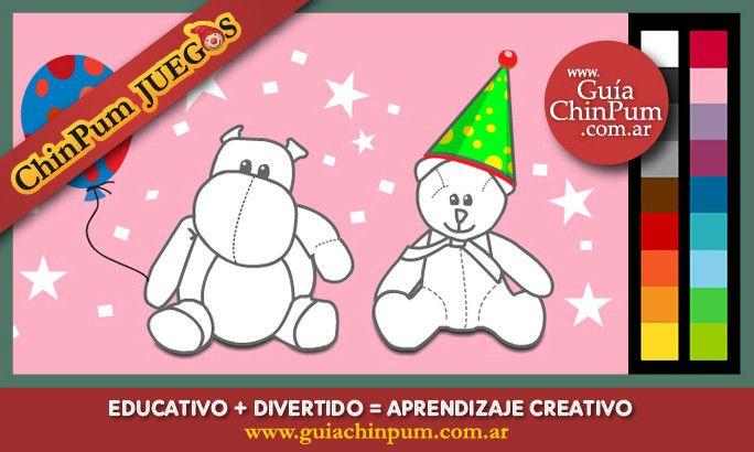 Dibujos infantiles originales para colorear online y - Dibujos infantiles originales ...