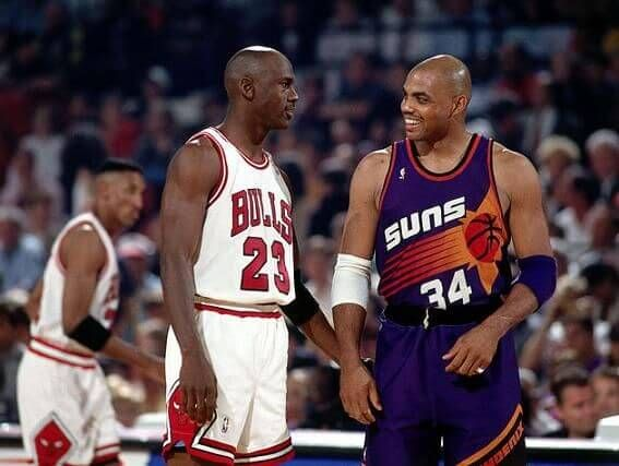 Charles Barkley Height Weight Body Measurements