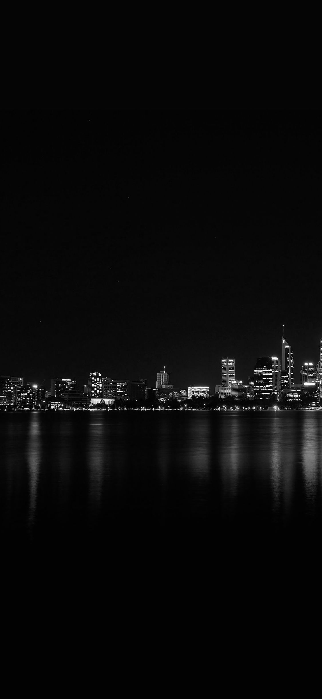 Mk52 City Night Dark Skyline Architecture River Via Http Iphonexpapers Com Wallpapers For Iphone Dark Phone Wallpapers Dark Wallpaper Iphone Dark Wallpaper