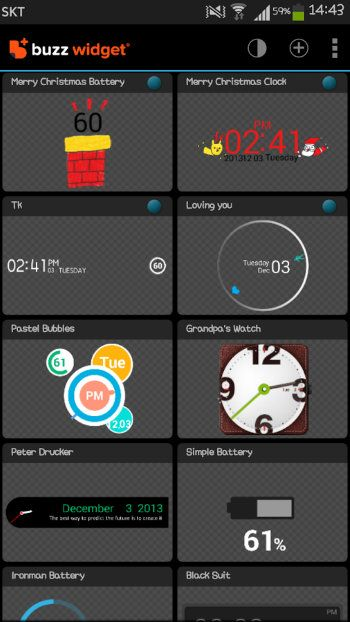 3 Android Apps For Creating Your Own Android Widgets Make Tech Easier Android Widgets Android Apk Widget