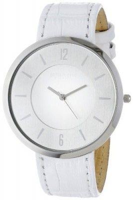 Relógio Johan Eric Women's JE5001-04-001A Vejle Analog Display Quartz White Watch #Relógio #Johan Eric
