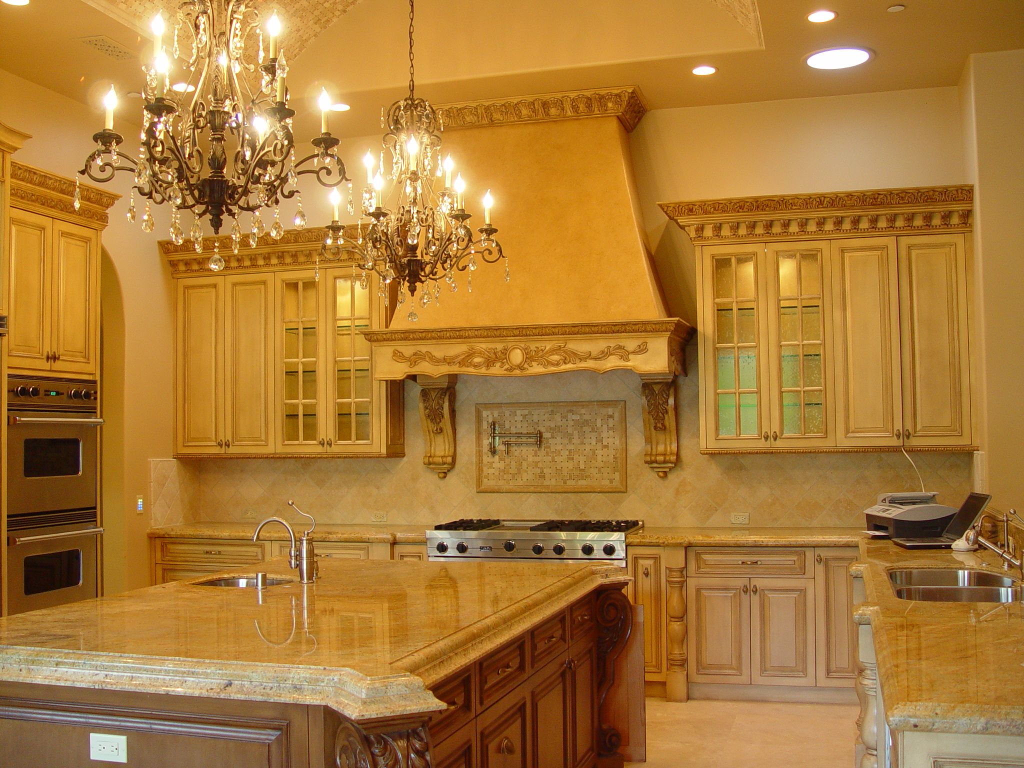 We offer a wide range of #custom #Kitchen #cabinets with a ...