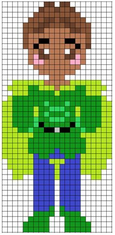 bead sprites patterns disney midi Prince Naveen - Sök på Google