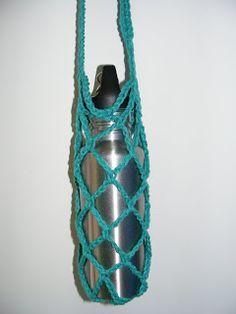 Lyric haven crochet water bottle holder crochet pinterest lyric haven crochet water bottle holder dt1010fo