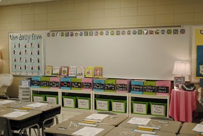 First Grader...at Last!: Better late than never...{Classroom Tour}