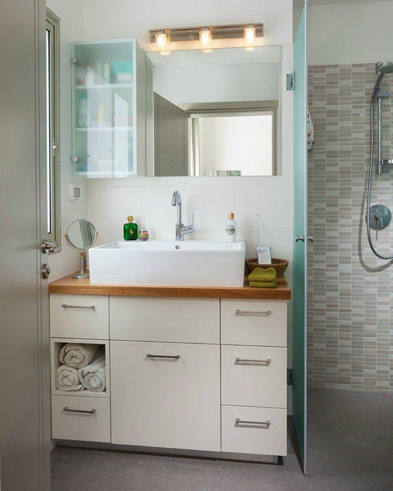 Find Inspiration For Your New Bathroom: Bathroom In Tel-aviv