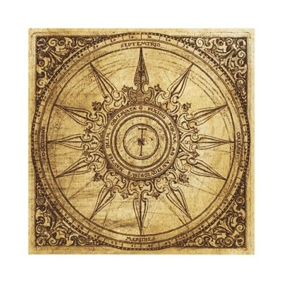 Old Compass Rose Card | Tattoo ideas, Compass and Personalised ...