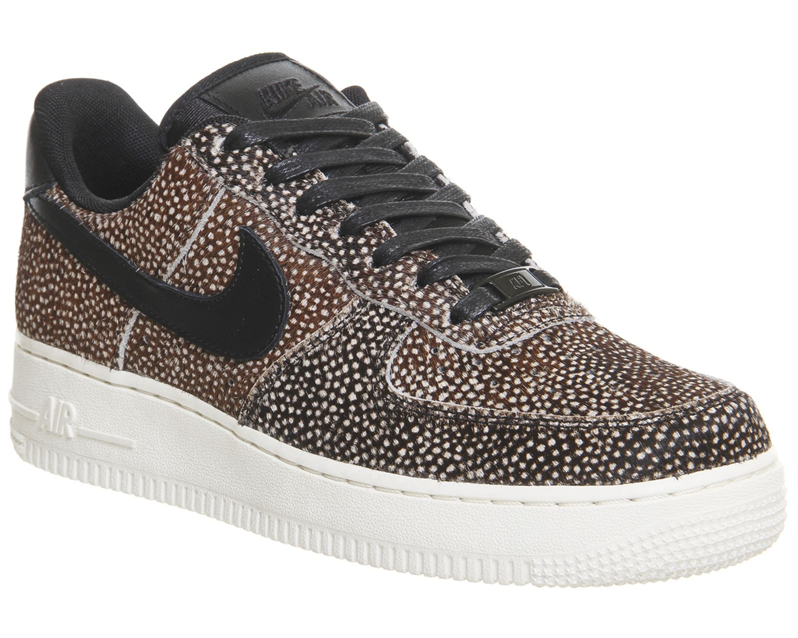 Nike Air Force 1 Lo Stingray Black Sail - junior