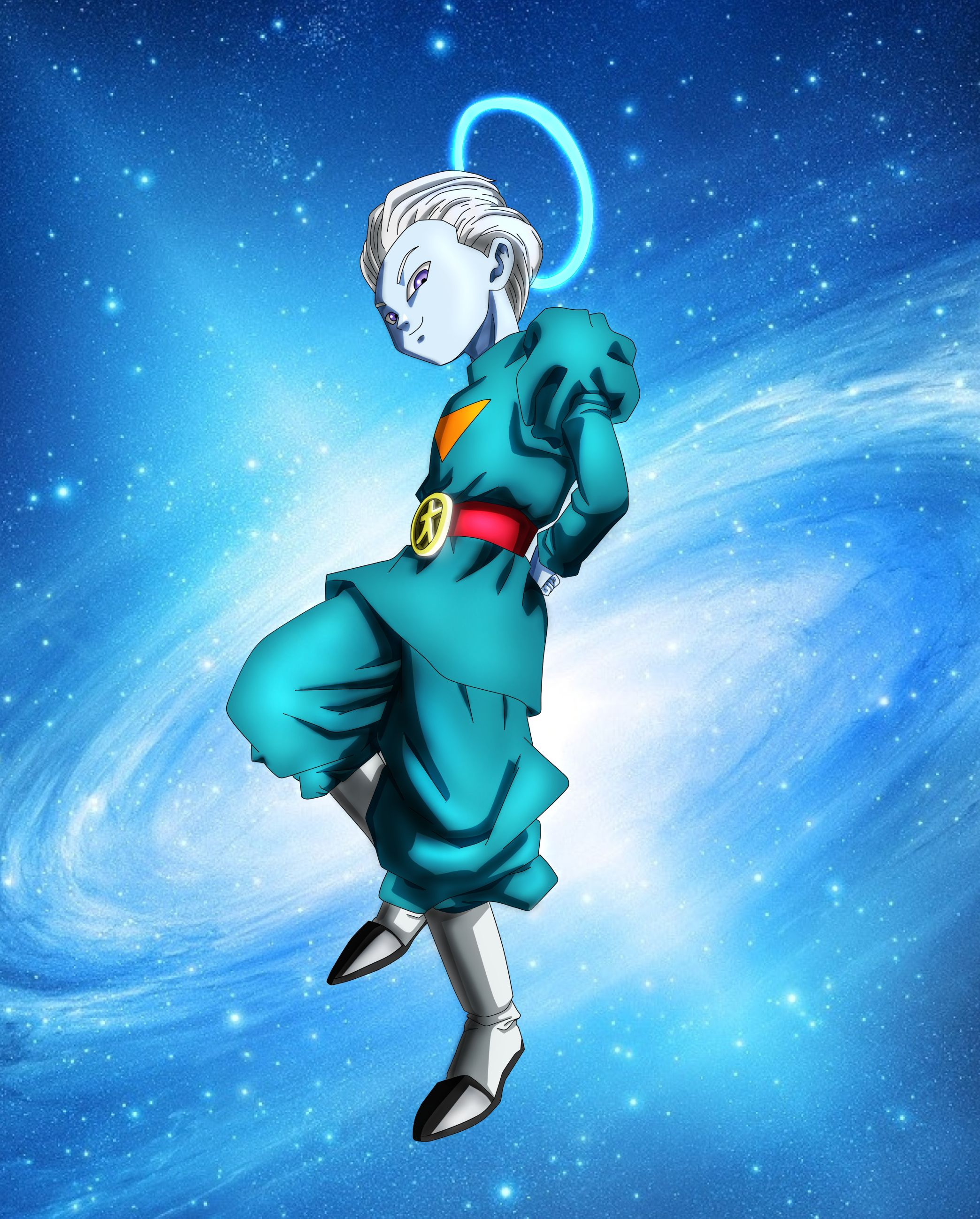 Image result for grand priest dragon ball