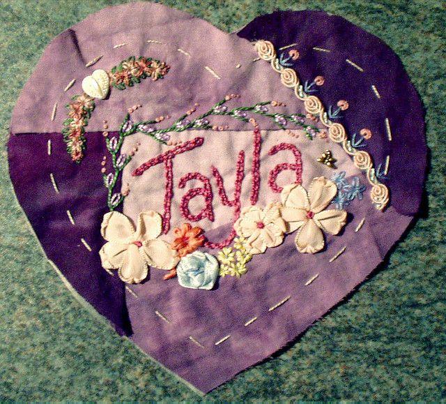 Taylas Heart | by Jo in NZ