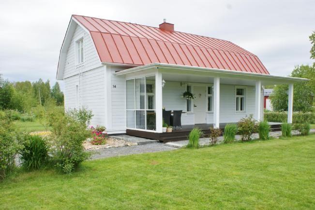 Myydään Omakotitalo 4 huonetta - Kokkola Öja Korsörsvägen 14 - Etuovi.com 9679574