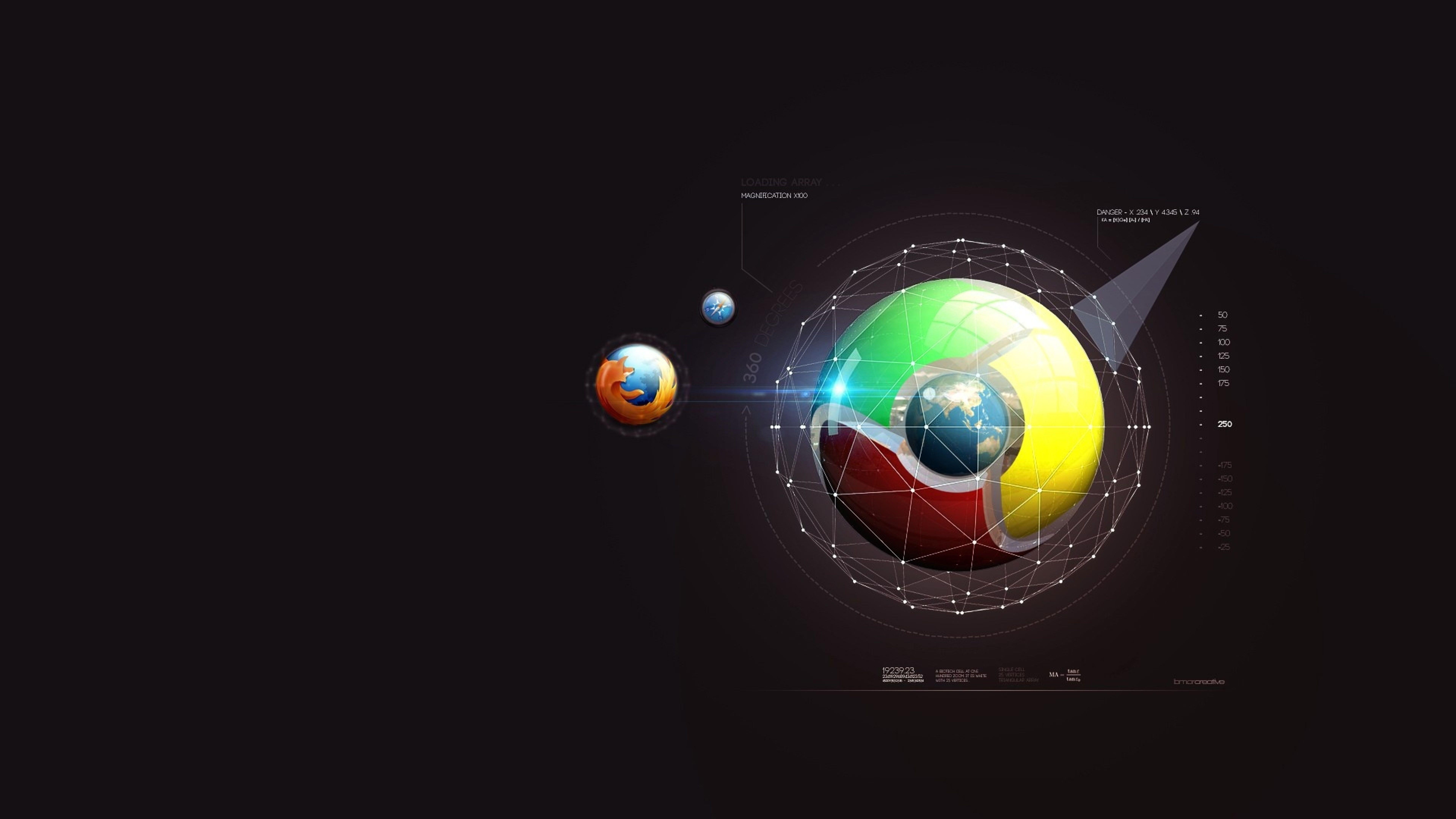 Epic 8k Sphere Google Circle Google Chrome Firefox Wallpapers Chrome Wallpaper Hi Tech Wallpaper System Wallpaper
