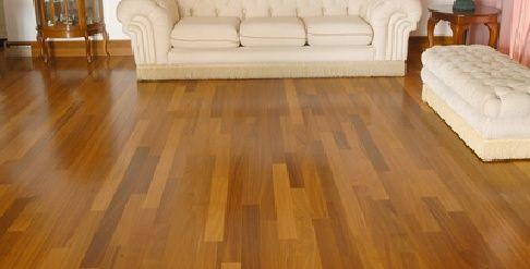 Brazilian Teak Aru Flooring