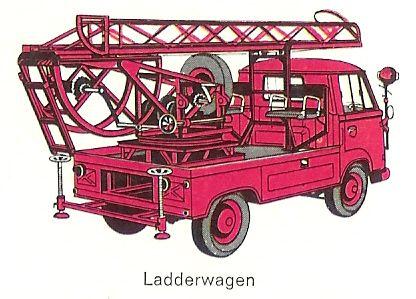 FK ladderwagen