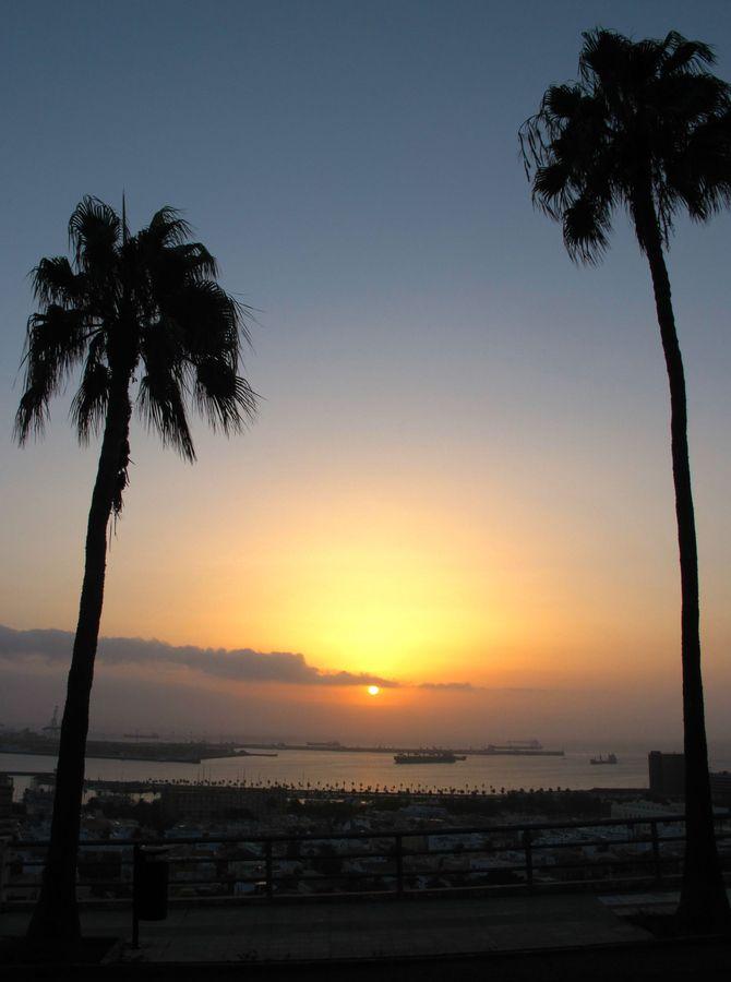 Amanecer El Mirador De La Cornisa Las Palmas De Gran Canaria Sunset Become A Photographer Photo