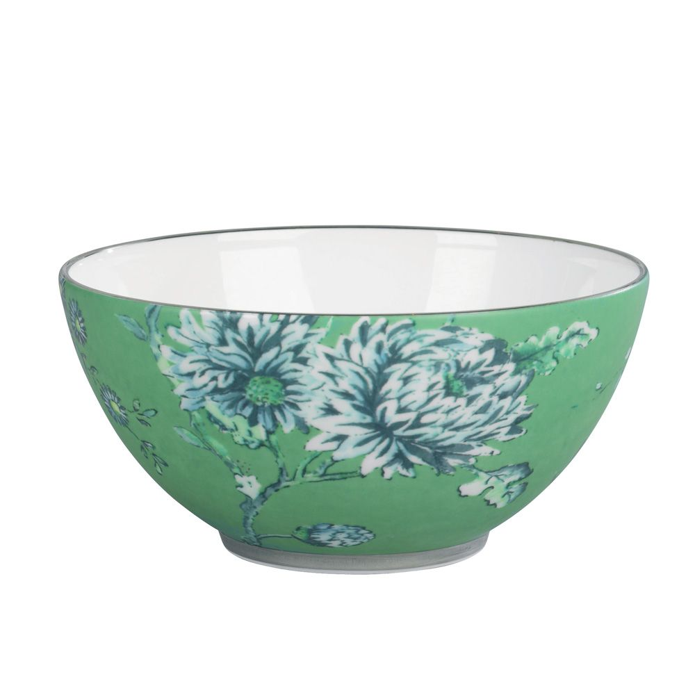 Jasper Conran Chinoiserie Green Bowl 14cm Wedgwood Australia Green Bowl Green Gifts Chinoiserie