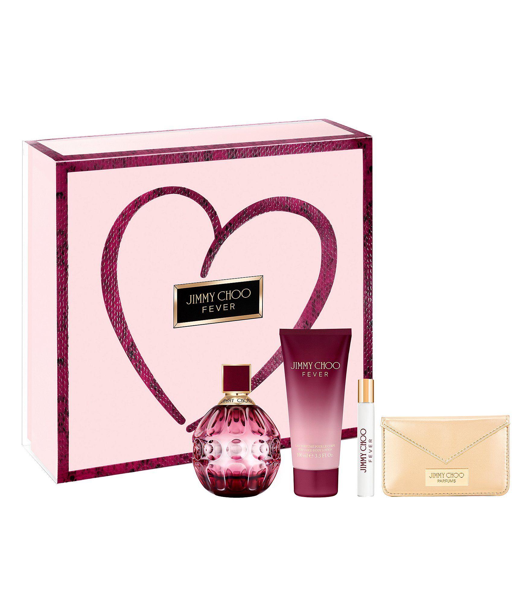 Jimmy Choo Fever Eau de Parfum Gift Set N/A N/A Jimmy