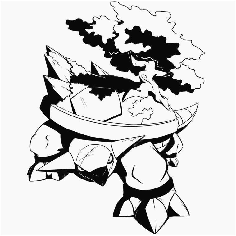 Coloriage A Imprimer Pokemon Carabaffe Coloriagetortank0d