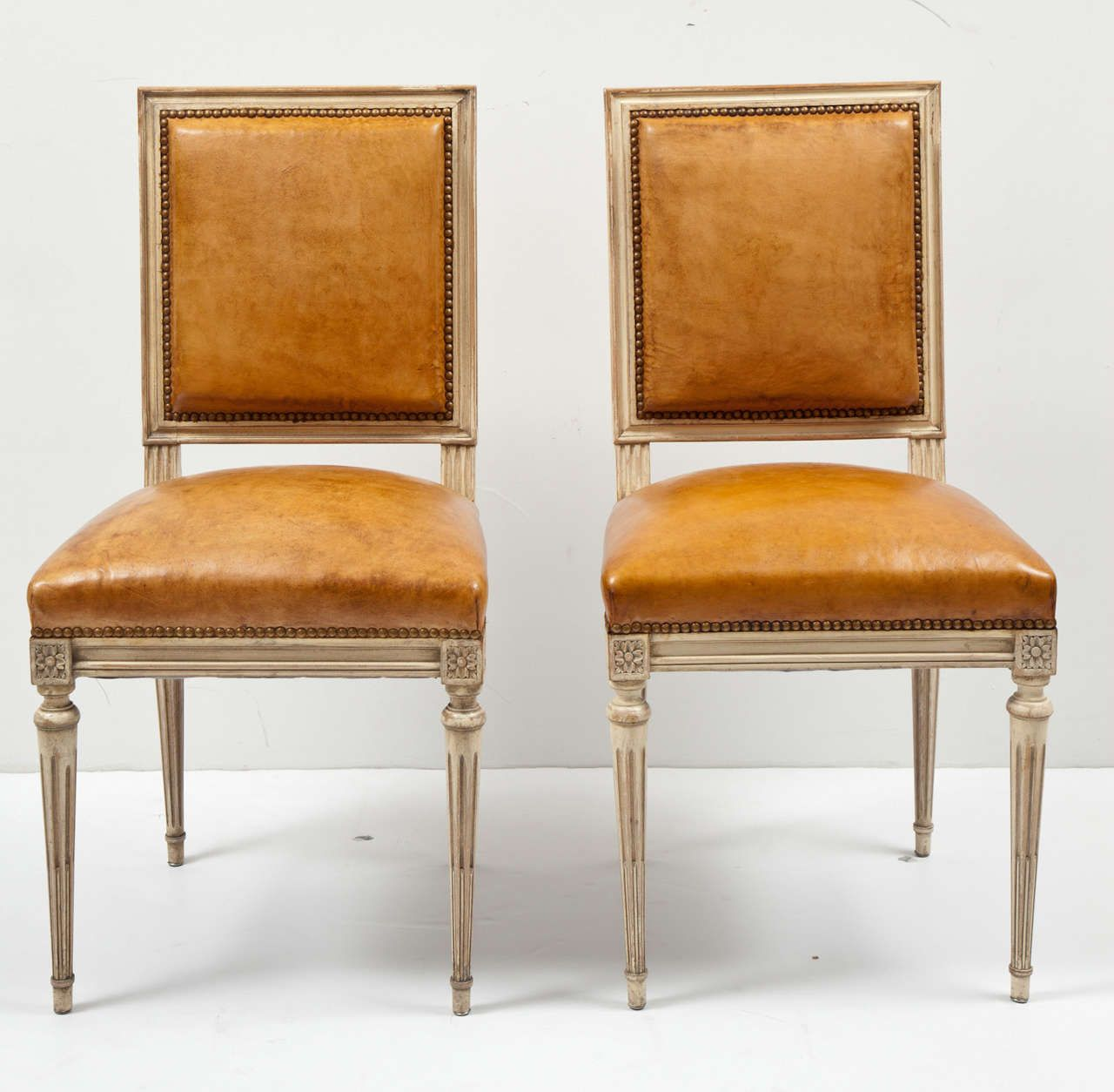 Set of Six Louis XVI Style Dining Chairs | Modern dining room ...