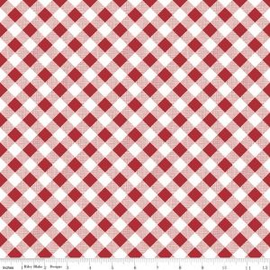 Red Gingham Sew Cherry 2 - https://www.stitchesquilting.com/shop/red-gingham-sew-cherry-2/
