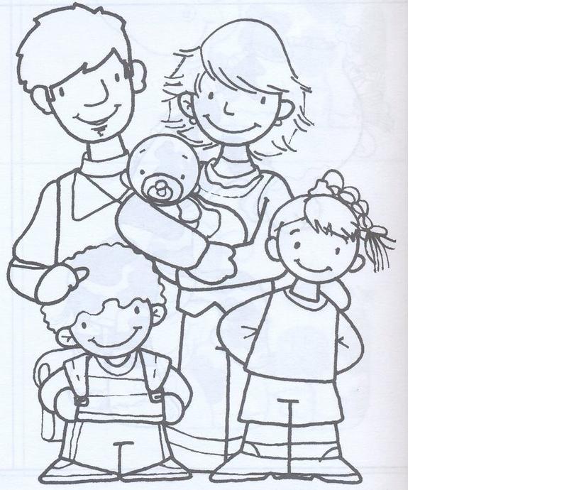 Dibujos De El Abrazo En Familia Buscar Con Google Dibujos Dia De La Familia Ilustraciones