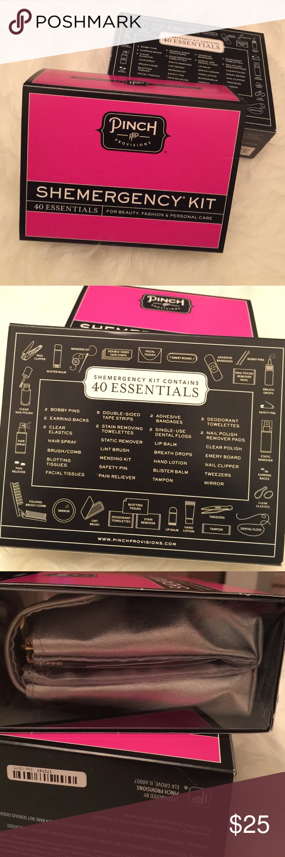 SALE💥💥 Shemergency Kit (40 piece) Beauty, Personal