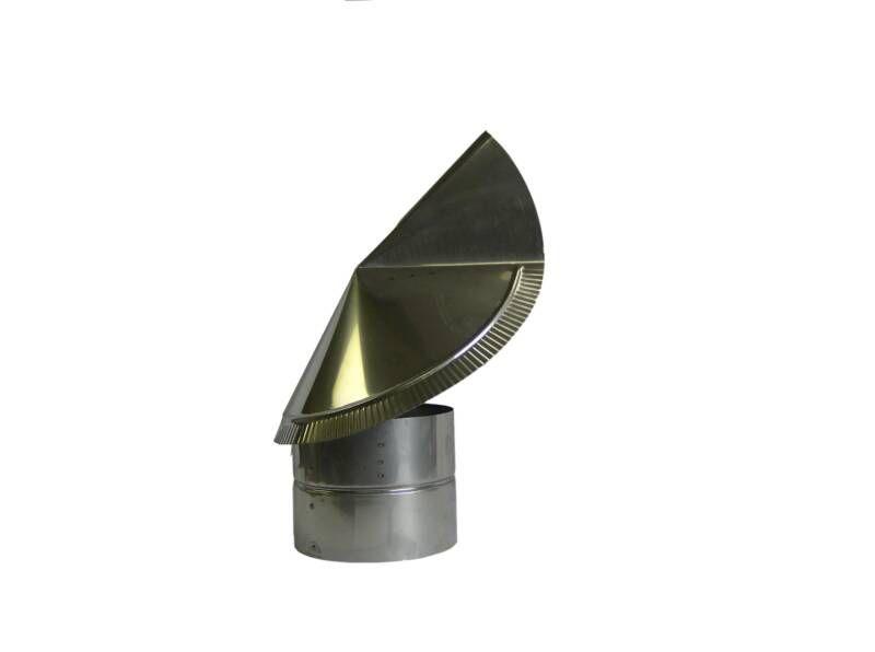 Stainless Steel Rotating Wind Cap For Chimney Backdraft