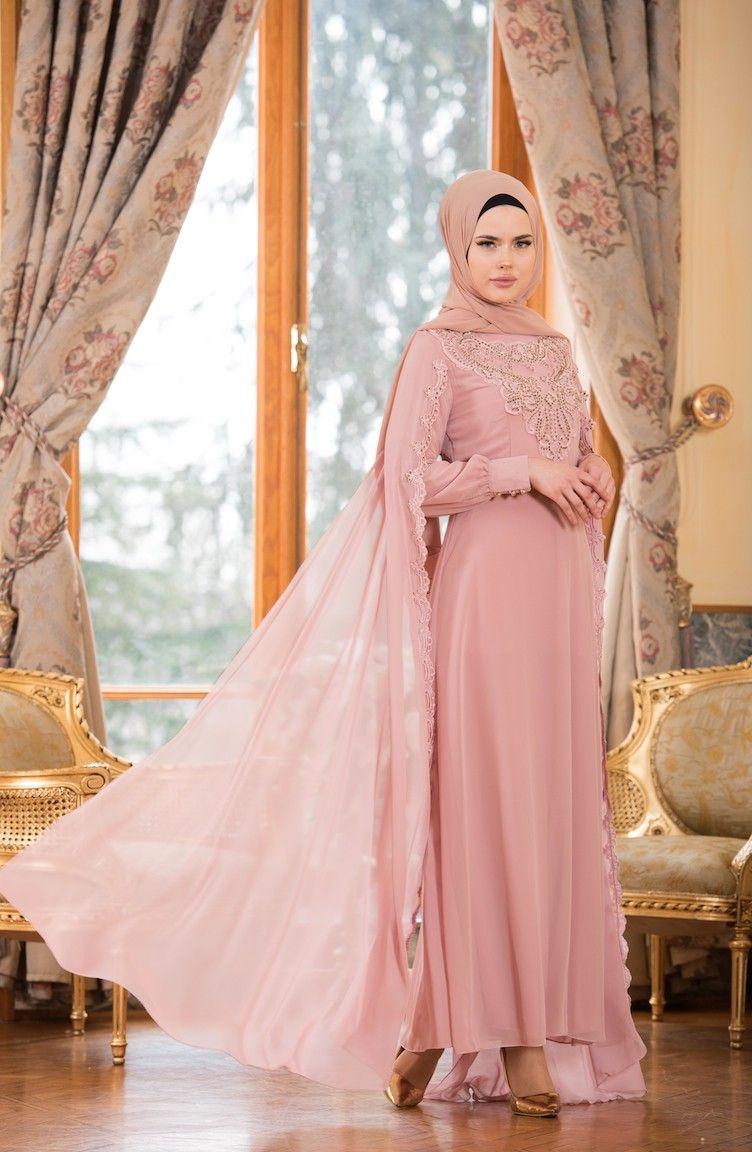 2018 Sefamerve Com Tesettur Abiye Elbise Modelleri Https Www Tesetturelbisesi Com 2018 Sefamerve Com Te Summer Outfits Women Outfits Winter Wedding Outfits