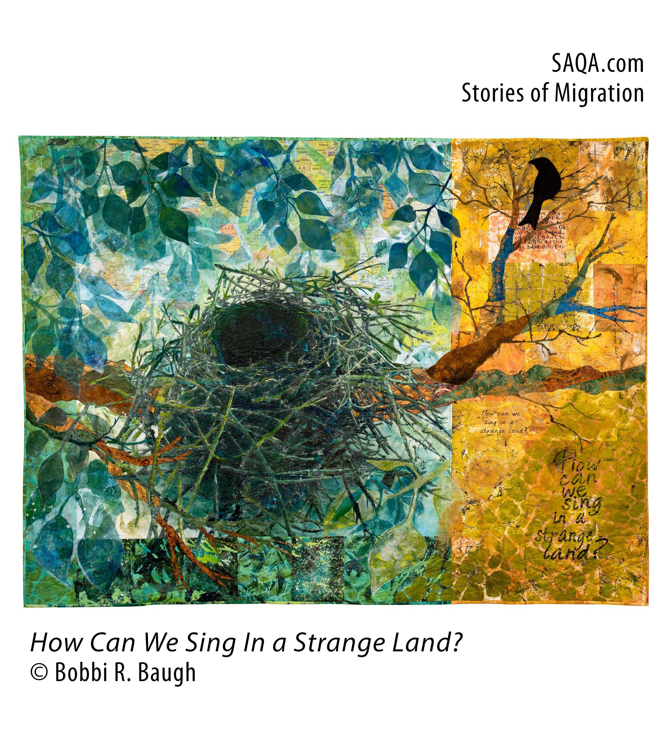 How Can We Sing In a Strange Land?