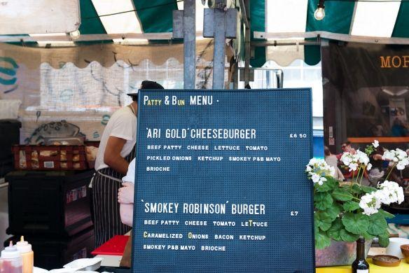 'FEAST' menu…