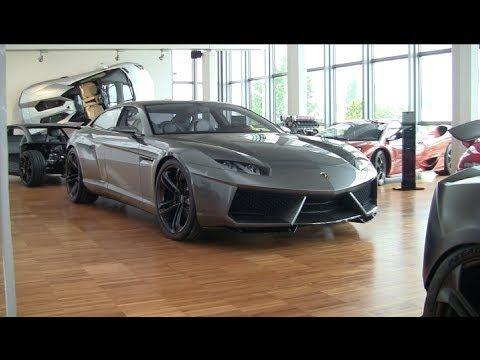 4 Door Lamborghini Estoque In Full Detail