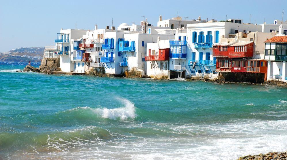 Mykonos Grecia | Viajes | Pinterest | Viajes