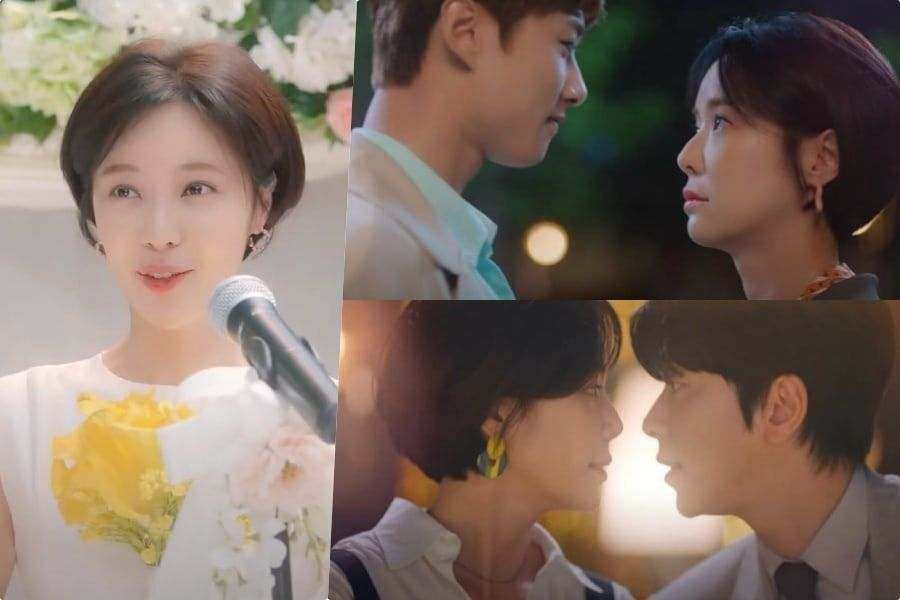 "Watch: Hwang Jung Eum Is Skeptical About Love Until Seo Ji Hoon And Yoon Hyun Min Appear In ""To All The Guys Who Loved Me"""