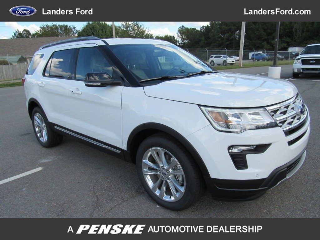 2018 Ford Explorer Overview and Price Ford explorer