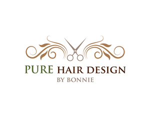 exclusive logo design hair salon logo images free business card rh pinterest com hair salon logo designer hair salon logo ideas