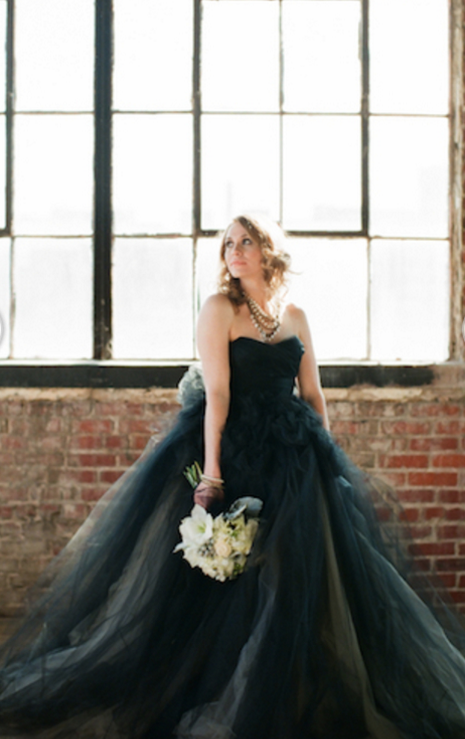 35 Incredible Black Wedding Dresses Black Wedding Dresses Black Wedding Gowns Bridesmaid Dresses [ 1470 x 924 Pixel ]