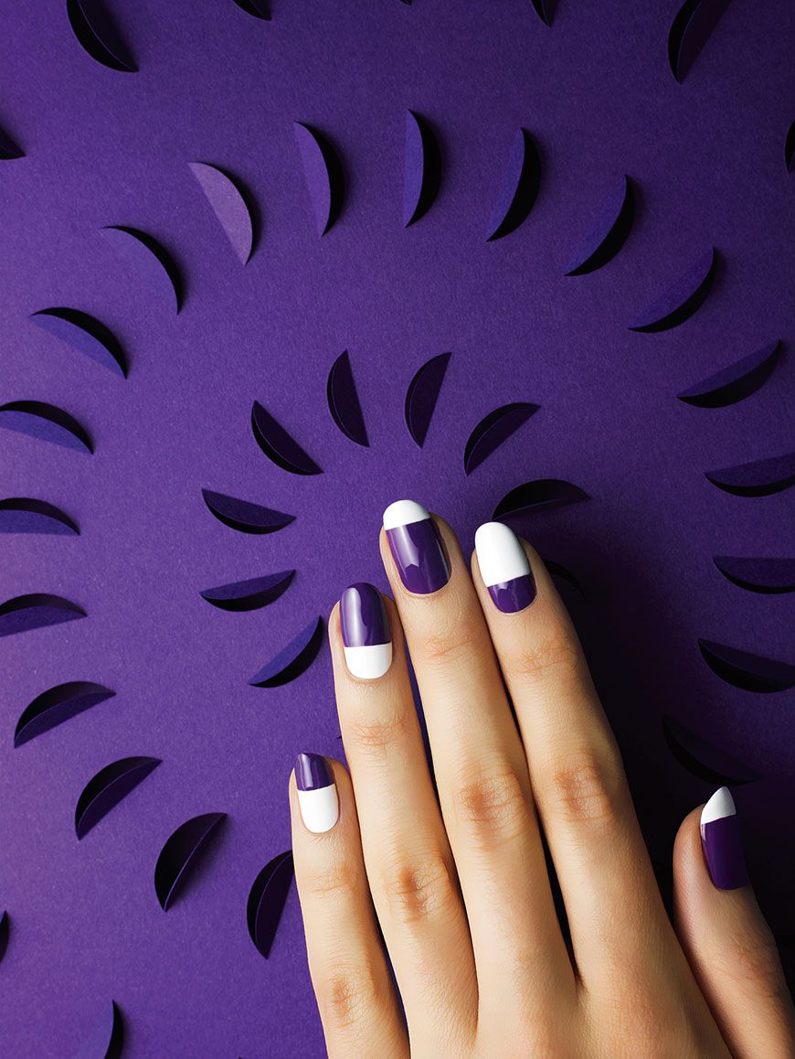 6 bright and graphic nail designs that are easy to diy nail art 6 bright and graphic nail designs that are easy to diy prinsesfo Choice Image