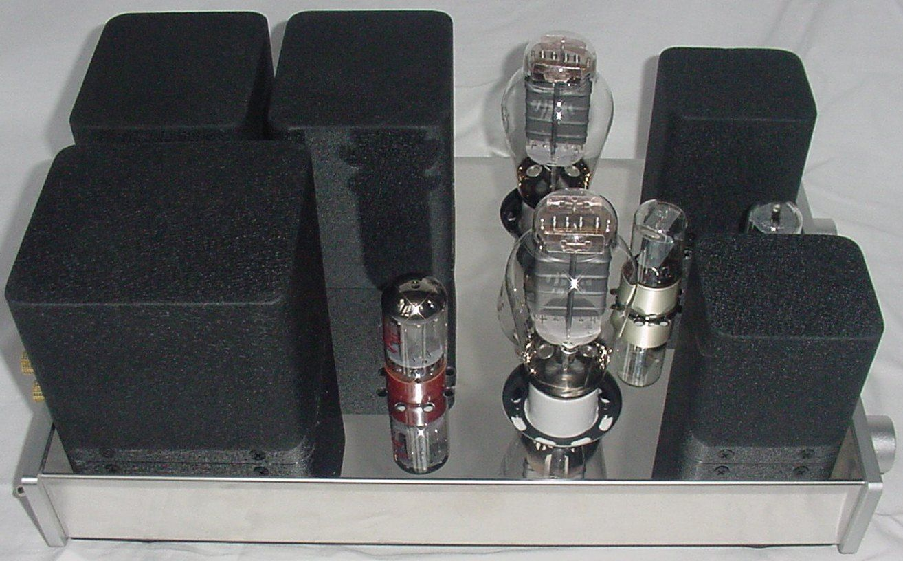 300b Set El34 Single Ended And El84 Ultralinear Audio Nirvana