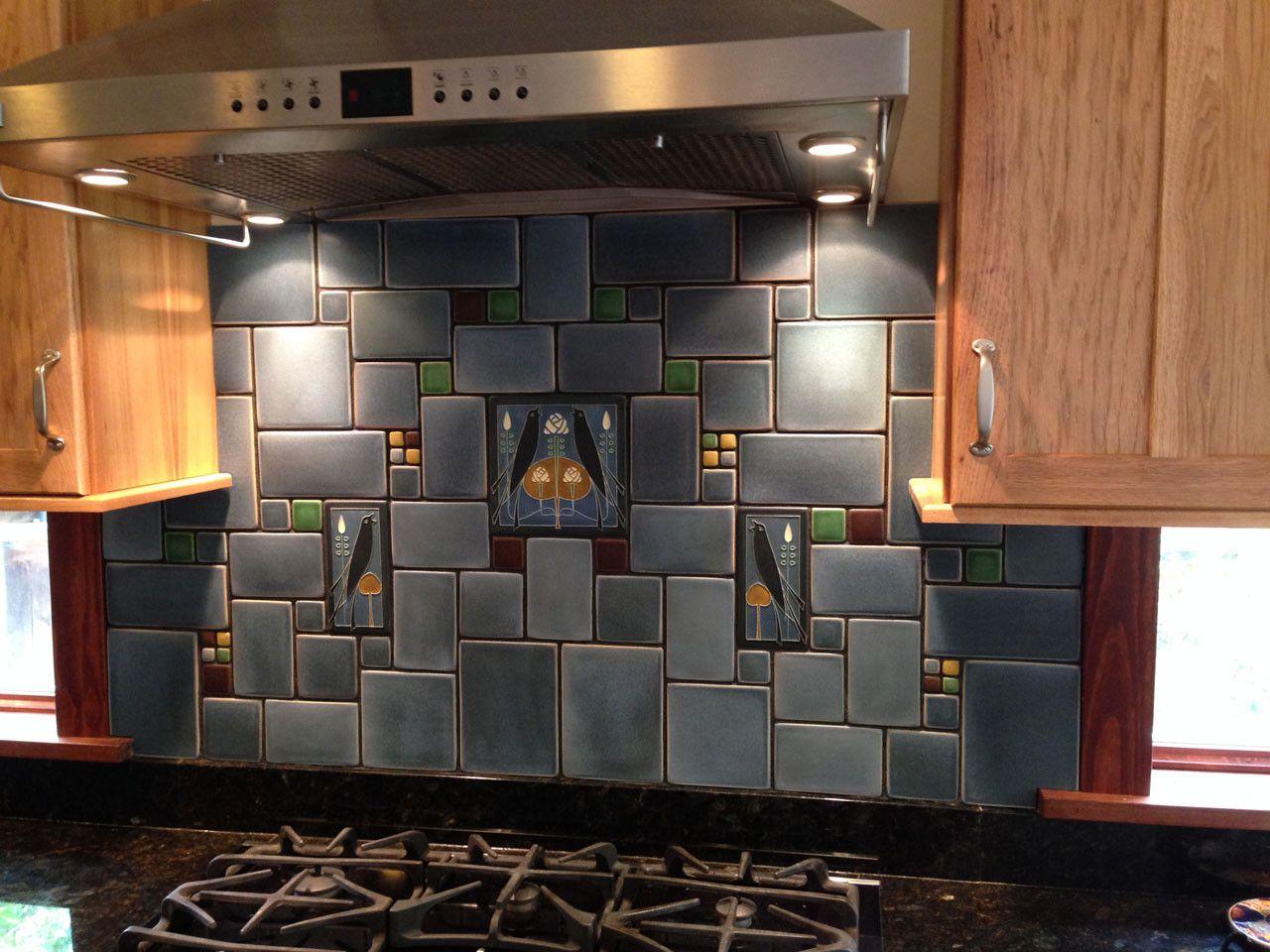 Craftsman Kitchen Backsplash Rehab On A Budget Customer Photographs Kitchens Design