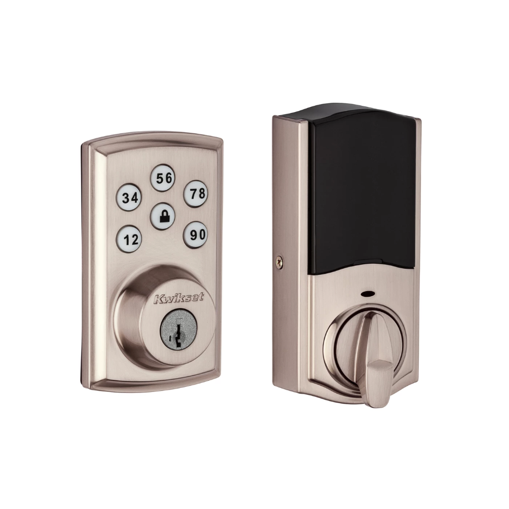 Kwikset SmartCode 888 Touchpad Electronic Deadbolt (for