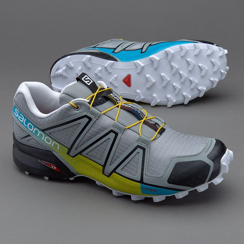 Salomon Speedcross 4 Light OnixBlackCorona Yellow
