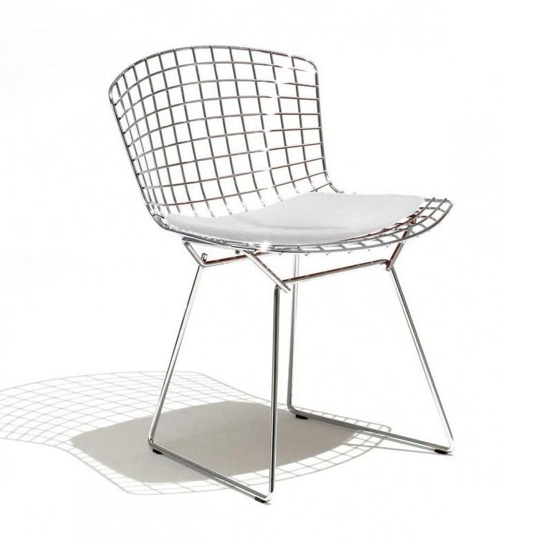 Bertoia Chaise Bertoia Chair Lounge Chair Design Knoll Chairs